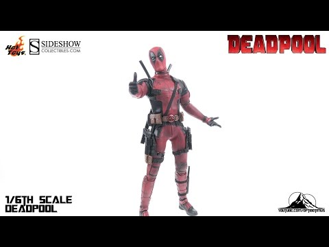 Hot Toys DEADPOOL Video Review