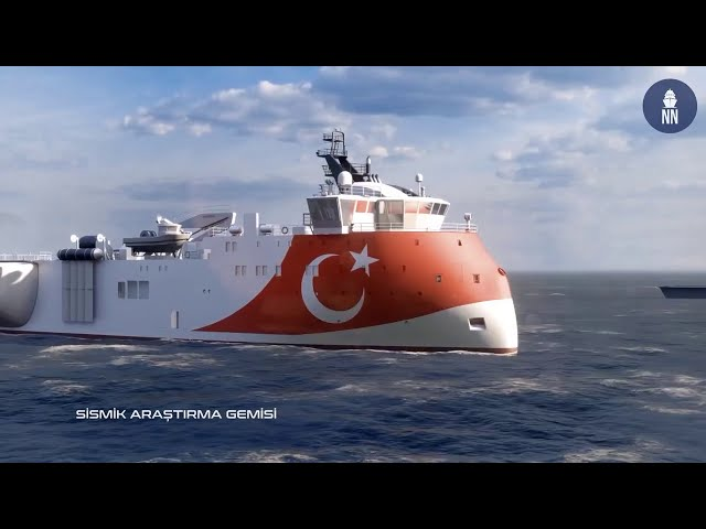 ULAQ: Turkey's First Armed USV by ARES Shipyard and METEKSAN Defence