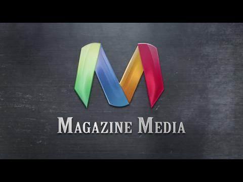 Magazine Media official logo CGI