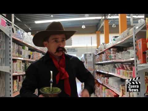 Zuera News - Gaúcho no Martins Supermercados!