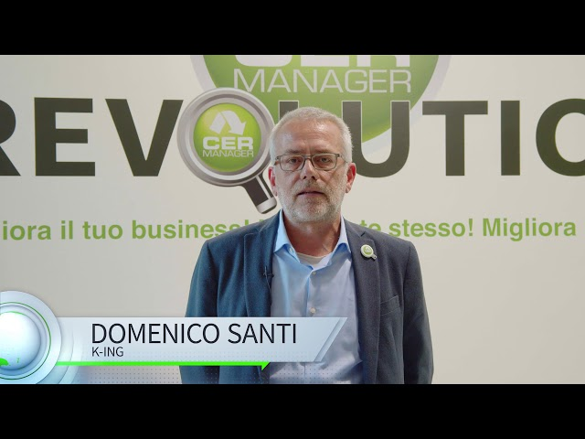 Domenico Santi - K-ING
