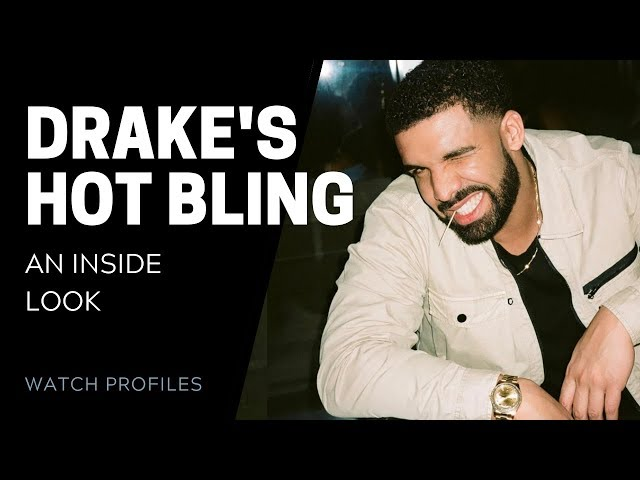 Drake's Hot Bling: An Inside Look at His Watch Collection   SwissWatchExpo [Watch Collection]