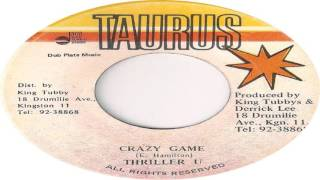 Thriller U - Crazy Game