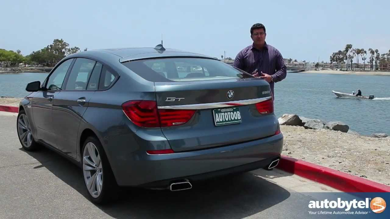 2012 Bmw 5 Series Gt Road Test Car Review Youtube