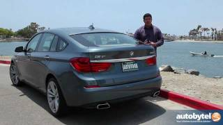 2012 BMW 5-Series GT Road Test & Car Review