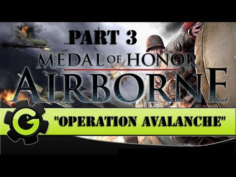 Medal of Honor: Airborne Operation Avalanche Part 2.1 (Expert GamePlay)