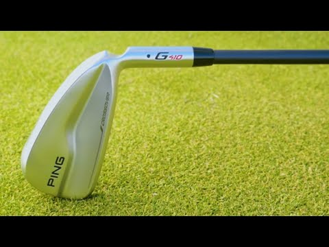 PING G410 Crossover Hybrid Iron Review - YouTube