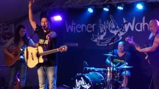 """Wiener Wahnsinn """"unplugged"""" in Korneuburg 14.06.2014 (Du verstehst mi ned)"""