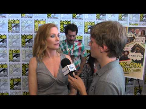Under the Dome Marg Helgenberger interview