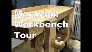 Portable Moravian Workbench Tour