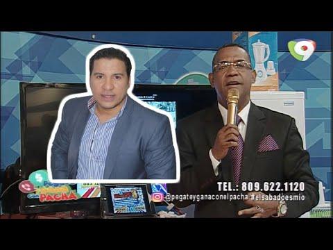 Joseph Tavarez reta a Cristian Casa Blanca para que le vaya a dar en el estudio de Color Visión