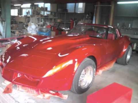 ASAI'S Corvette