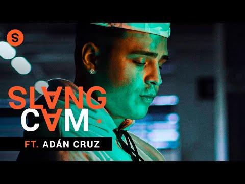 Adán Cruz sobre su disco 'Trap & Roll' y su relación con Lc Padrino | SlangCam