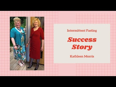 Intermittent Fasting Success Story - Interview With Kathleen Morris