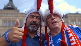 Французы перед финалом ЧМ-2018