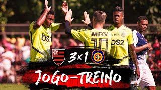 Jogo-Treino: Flamengo 3 x 1 Madureira - 29/06/2019