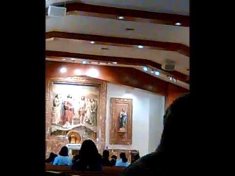 audio 3/22/17 HOMILY excerpt, JOHN BAPTIST CHURCH COSTA MESA