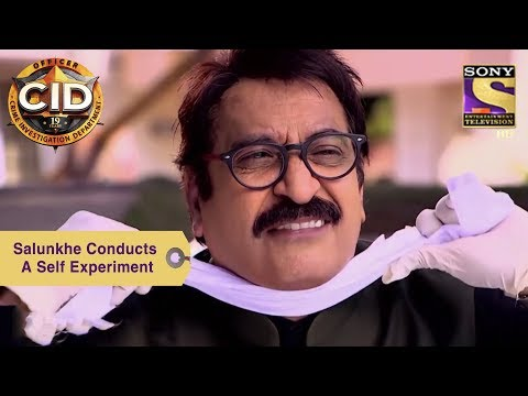 Your Favorite Character | Dr. Salunkhe Conducts An Experiment | CID