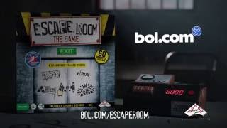 Escape Room The Game Commercial Bol Com