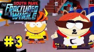 КОМАНДА СУПЕРГЕРОЕВ South Park The Fractured But Whole Южный парк Расколотый, но целый прохождени