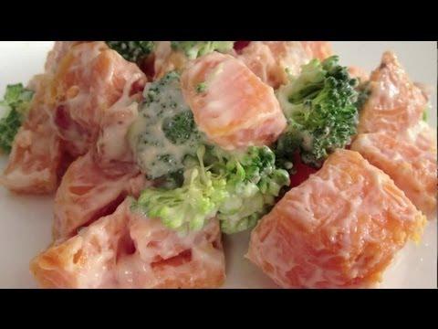 Sweet Potato & Broccoli Salad : Potato Salad Recipes
