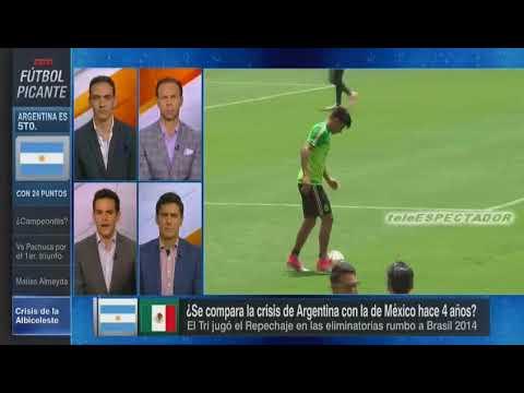 Argentina en crisis tras empatar en casa con Venezuela - Futbol Picante