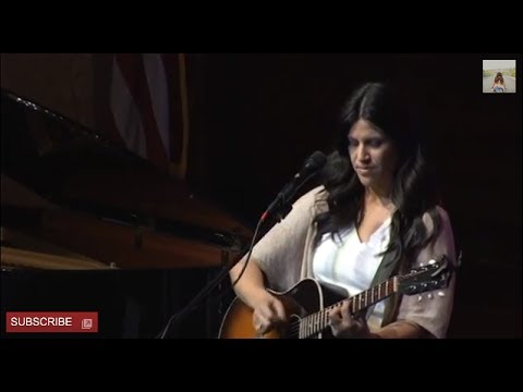Shannon Quintana singing