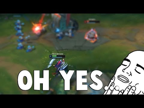 When Most Hated Champ in League of Legends Fails The Tower Dive.. | Funny LoL Series #500 thumbnail
