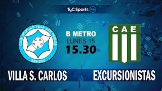 Villa San Carlos vs Excursionistas full match