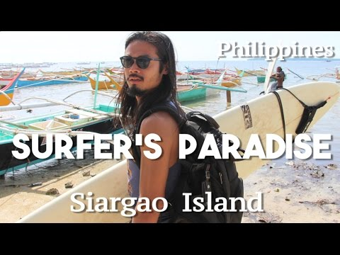 Siargao Island: A Surfer's Paradise (Philippines Best Surf Spots)