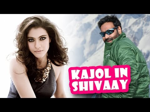 Kajol In Ajay Devgn's Shivaay | Latest...