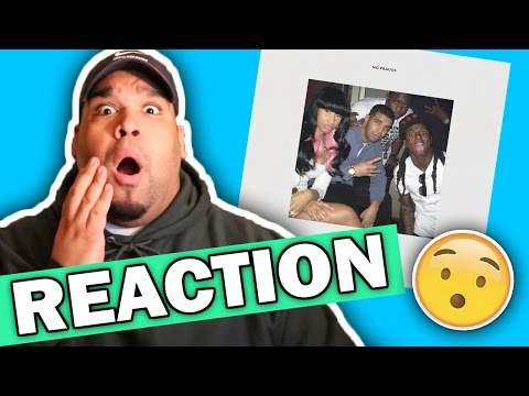 Nicki Minaj, Drake, Lil Wayne  No Frauds REACTION