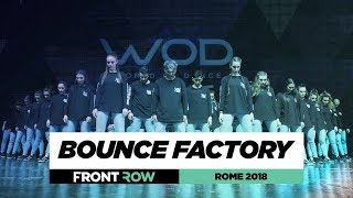 Baixar Bounce Factory | FrontRow | World of Dance Rome 2018 | WODIT18