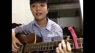 Không làm gì (Ngọt) - Guitar cover - Khánh Vy