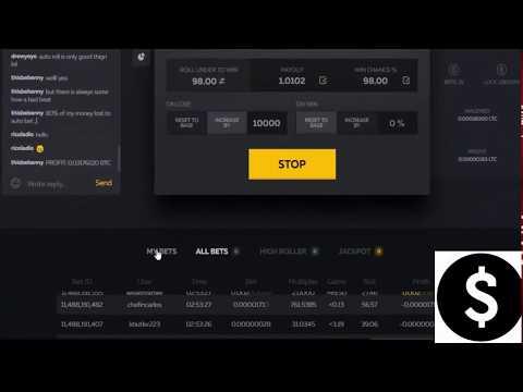 strategia fortunejack bitcoin)