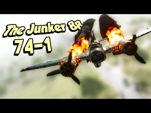 THE TANK BUSTER - Anti-Air can't stop the Junkers 88 - Battlefield 5 thumbnail