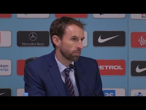 Slovenia 0-0 England - Gareth Southgate's Full Post Match Press Conference
