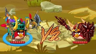 Red Vs Red - Angry Birds EPIC