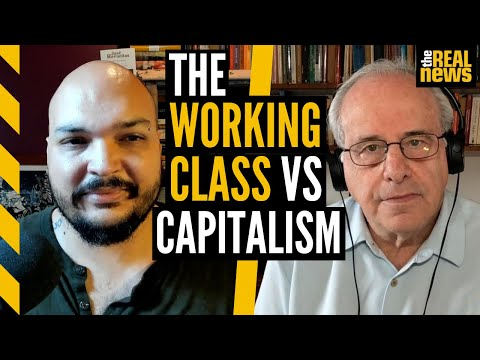 """Richard Wolff: Capitalism is holding """"all of us hostage"""""""