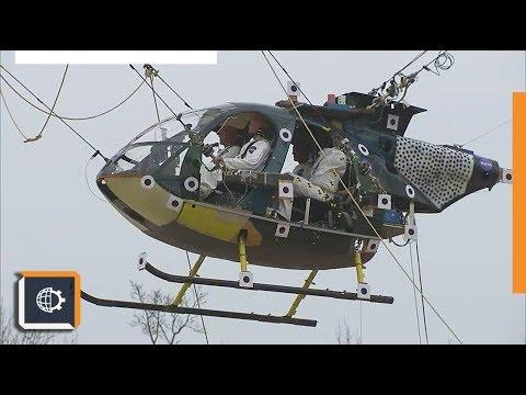 Как испытывают вертолёты