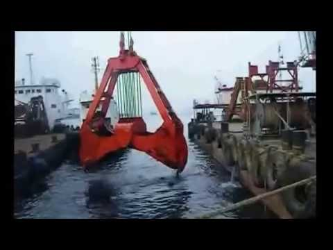 Hengda Engineering - Dredging Grab Bucket