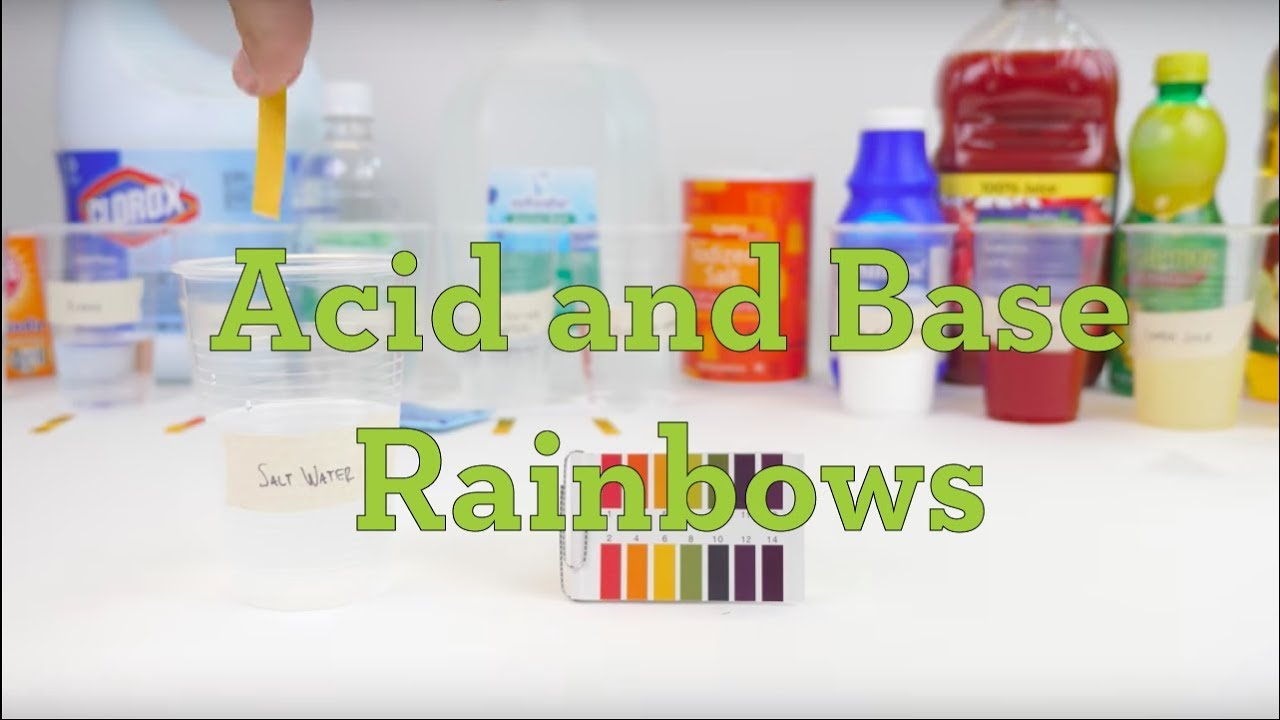 medium resolution of Acid (and Base) Rainbows - Activity - TeachEngineering