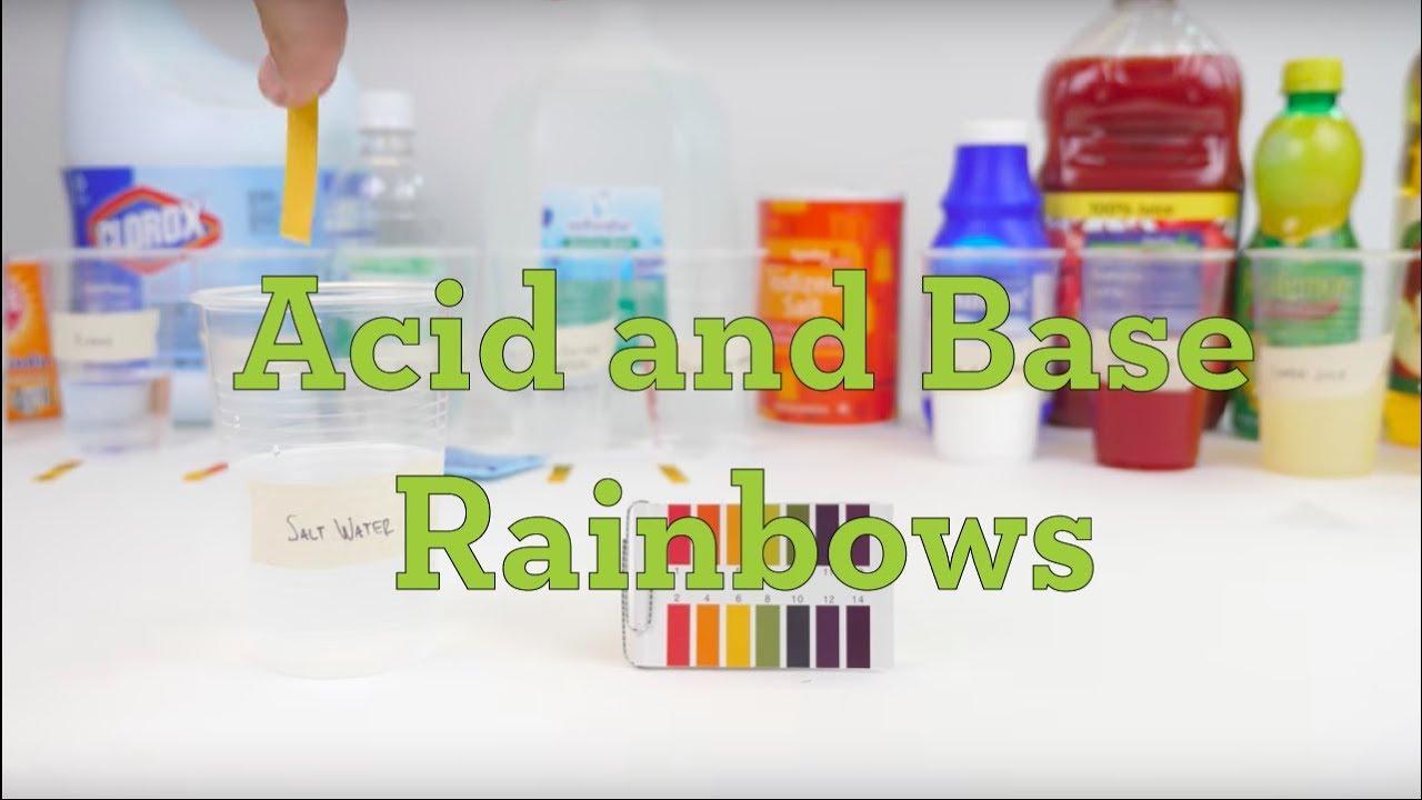 medium resolution of Acid (and Base) Rainbows - Activity - TeachEngineering
