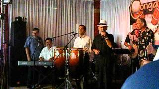 Dimas Garza - 'Love Me'  Live 7/17/08 'Geezers Gone Wild!'