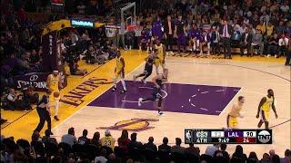 4th Quarter, One Box Video: Los Angeles Lakers vs. Denver Nuggets