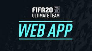 Endlich geht es los! FUT 20 Web App | BaufuchsLP