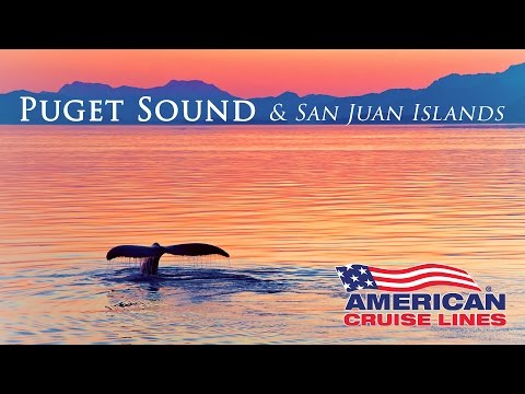Discover the Puget Sound & San Juan Islands with American Cruise Lines