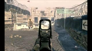 Игра  Call of Duty Modern Warfare 2 видео, геймплей