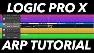 EDM Arp With Logic Pro X