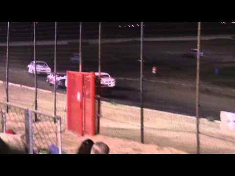 I Stocks at Lubbock Speedway 7-26-13